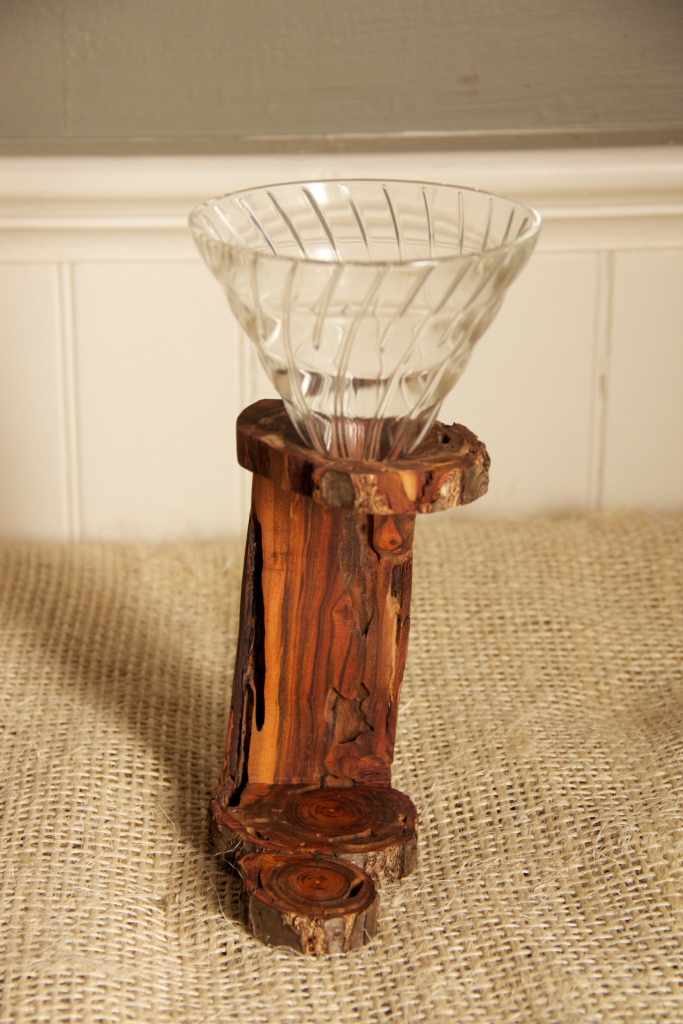 The Apricot Tree Pour-Over Stand