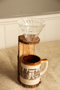 The Olive Tree Pour-Over Stand